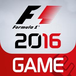F1 2016 app icon