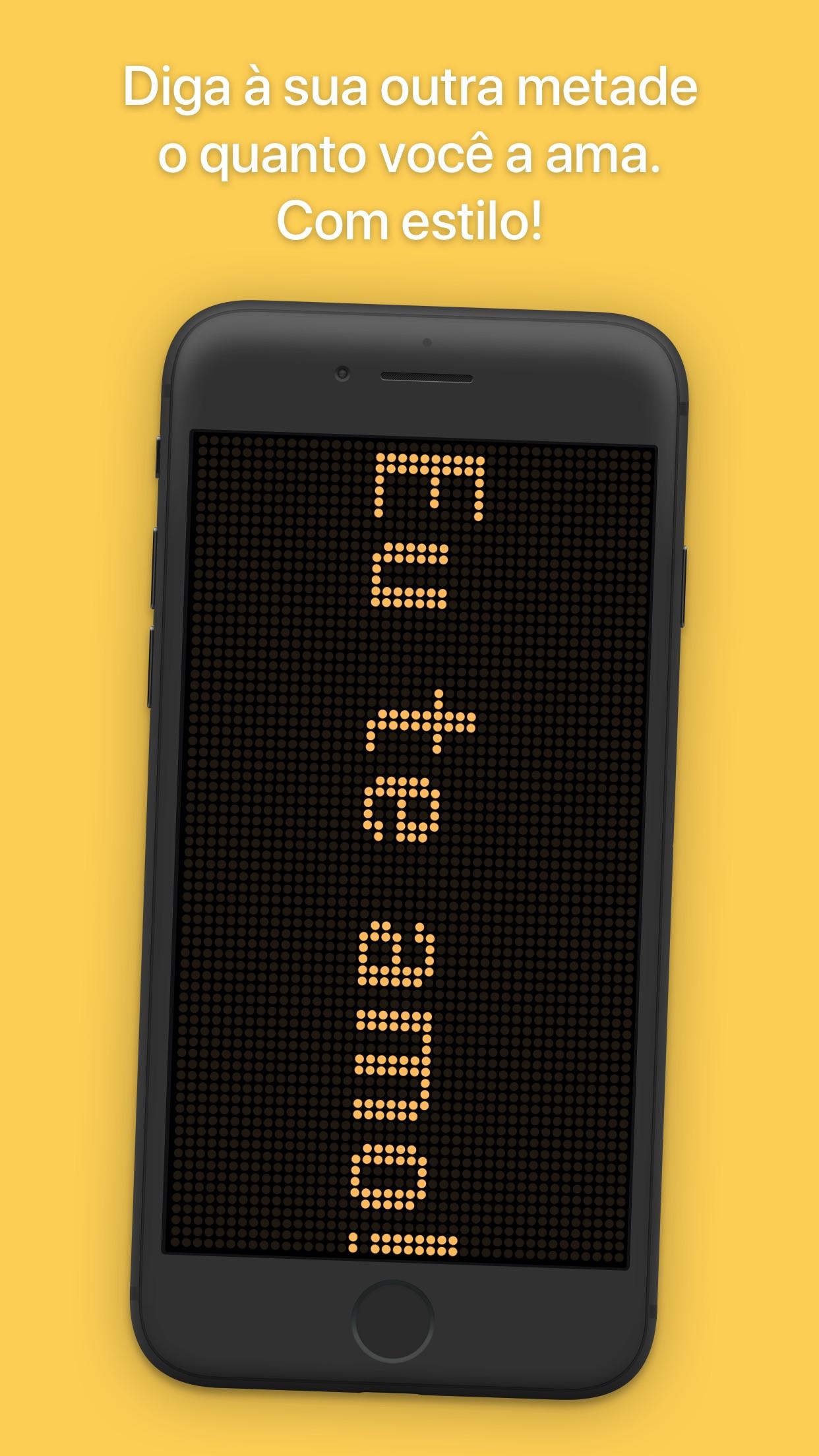 LEDit app screenshot