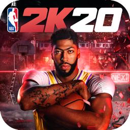 NBA 2K20 app icon