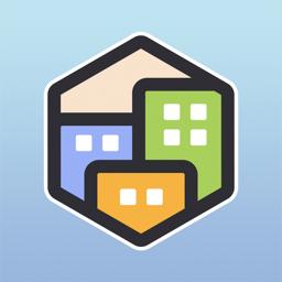 Pocket City app icon: Pocket City