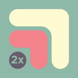 Smart Resize 2x app icon