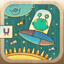 Mini-U: Peekaboo Universe app icon