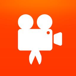 Videoshop app icon - video editor