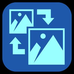 PhotoResize app icon