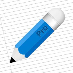 NotesWriter Pro app icon