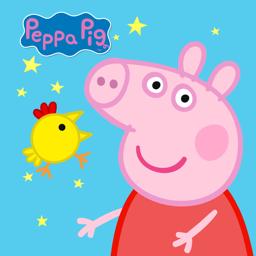 Peppa Pig ™ app icon: Happy Chicken