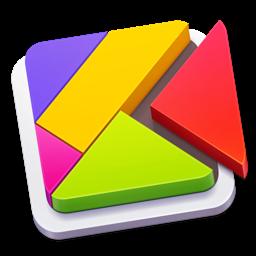 Quartet for Keynote app icon -Templates