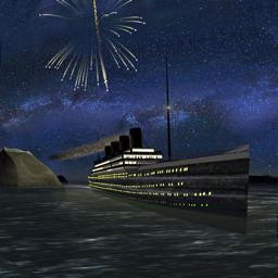 It's Titanic app icon