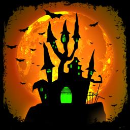 Halloween Spooky Sound Box app icon!