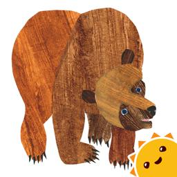 Eric Carle's Brown Bear Animal Parade app icon