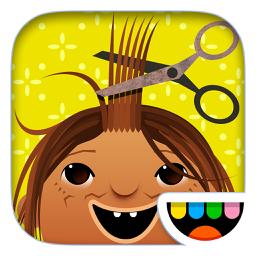 Toca Hair Salon app icon