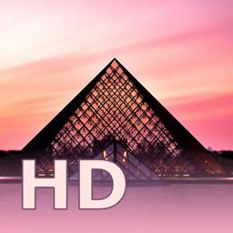 Louvre HD app icon