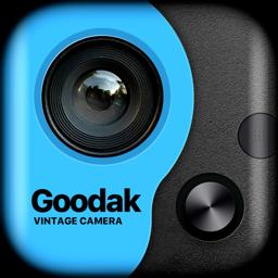 Goodak Edit - Photo Editor Cam app icon