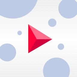 Emulsio app icon ›Video Stabilizer