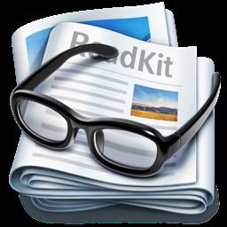 ReadKit app icon