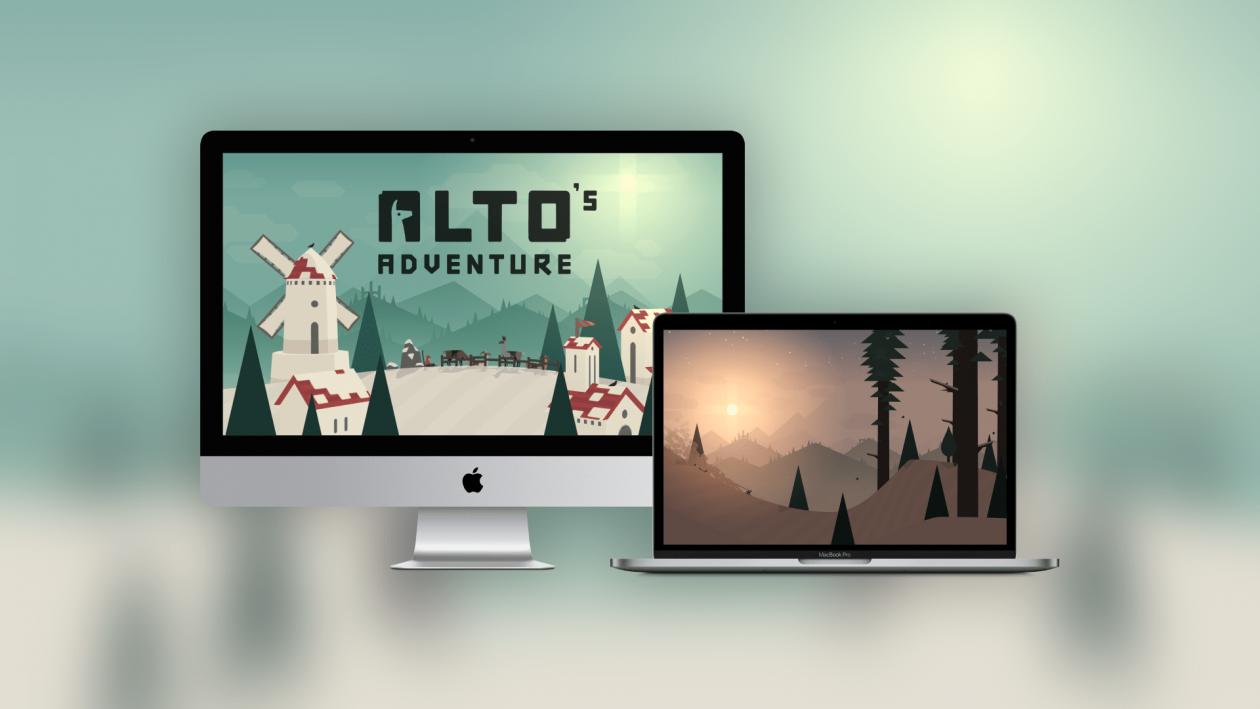 Alto's Adventure for Mac