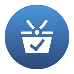 Shoppy ~ Groceries app icon