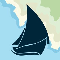 INavX app icon: Marine Navigation