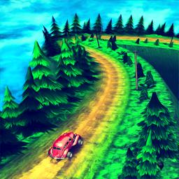 Vertigo Racing app icon