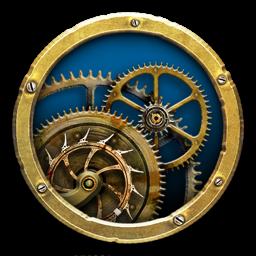 Mechanical Clock 3D app icon