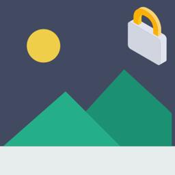 PicLock app icon: Private Photo Vault