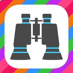 Binoculars - Super Zoom Camera app icon