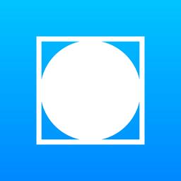 Roundgraphy app icon