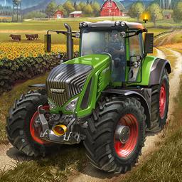 Farming Simulator 17 app icon