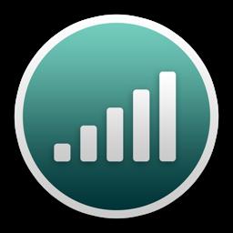 WiFi Signal app icon: Status Monitor