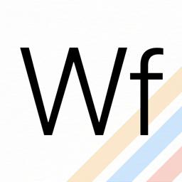 Word Forward app icon