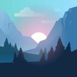 Valleys Between app icon