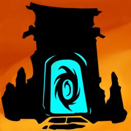 Lost Portal CCG app icon