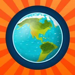 Barefoot World Atlas app icon