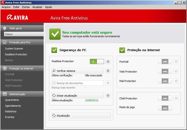 Avira antivirus for pc