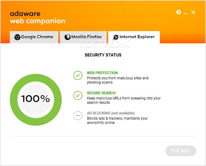 Antivirus for PC Adaware