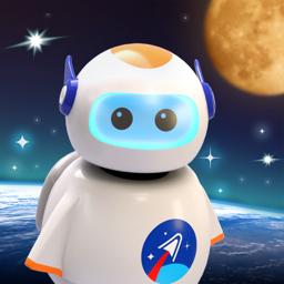 AR-kid: Space app icon