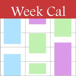 Week Calendar Pro app icon