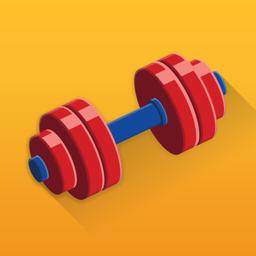 Strength Training & Gym Log app icon
