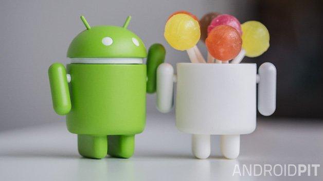 Android L 5 lollipop 1