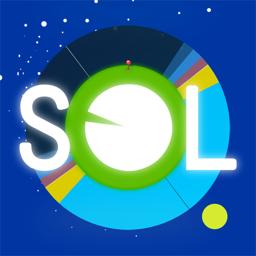 Sol: Sun Clock app icon