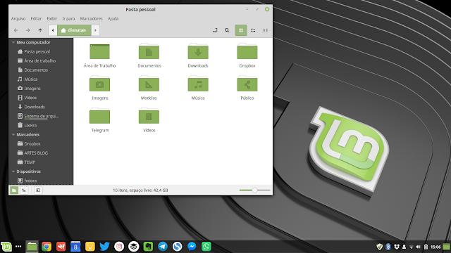 Linux Mint 19.1 Standard