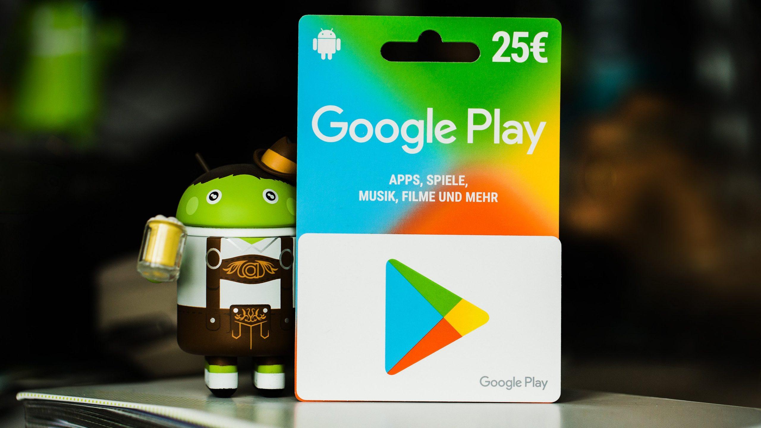 Pembaca AndroidPIT tidak membayar !!!  25 aplikasi dan game gratis di Google Play