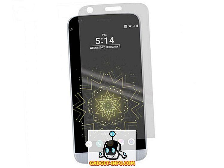 5 Best LG G5 Screen Protectors