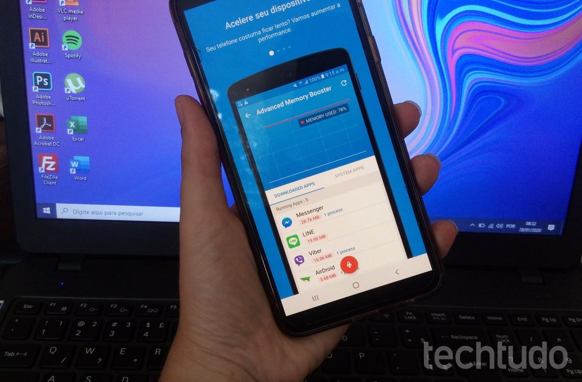 Manajer aplikasi: 5 opsi untuk ponsel Android