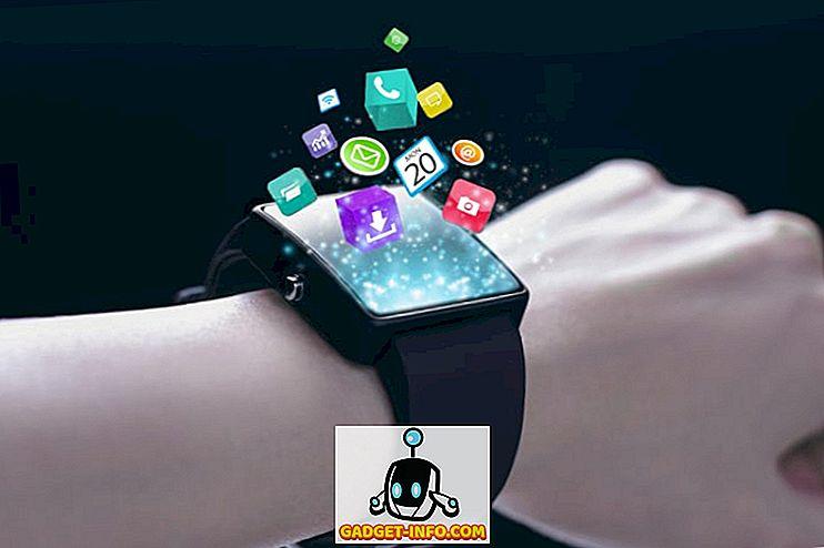 6 best Smartwatches under 10,000 INR (December 2018)