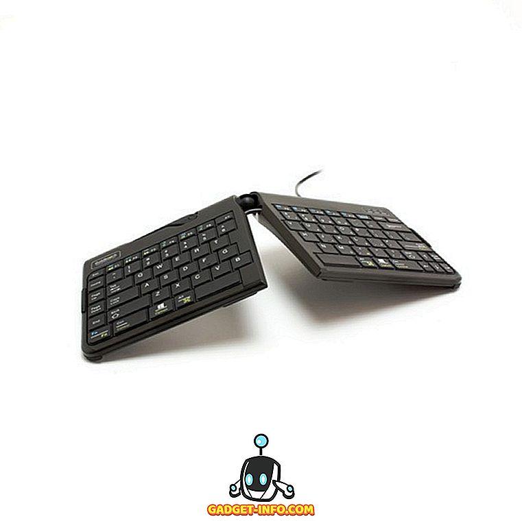 8 best ergonomic keyboards