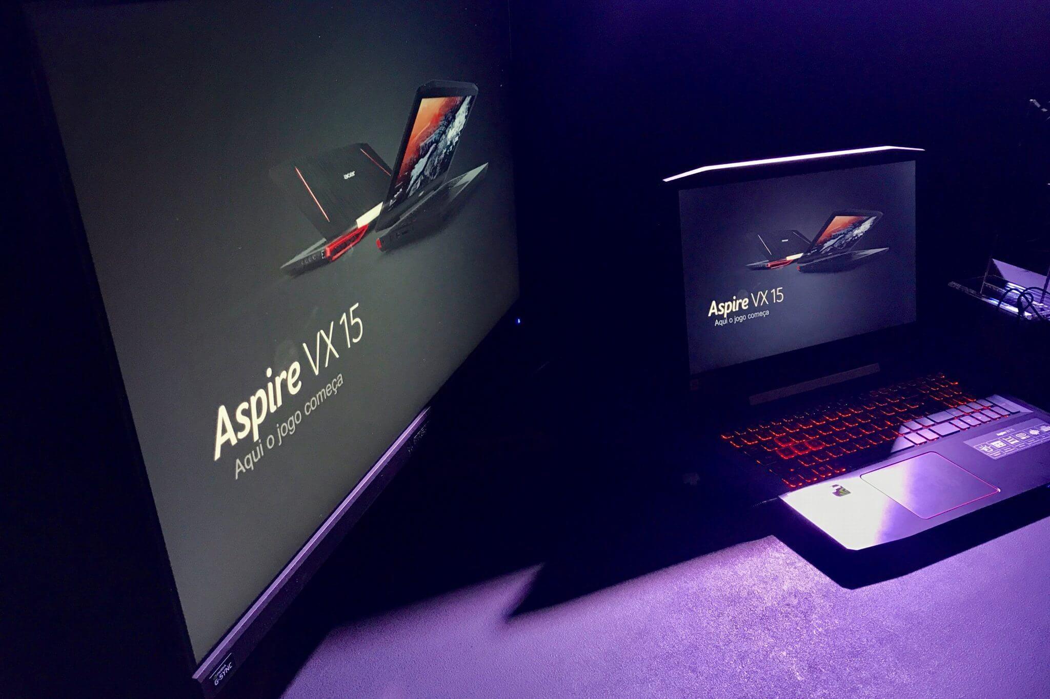 Acer anuncia linhas Aspire e Predator de notebooks gamer no Brasil; veja os destaques