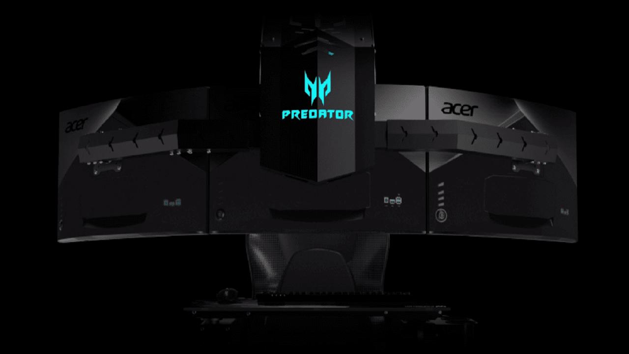Acer brings Predator Thronos setup for free trial in São Paulo