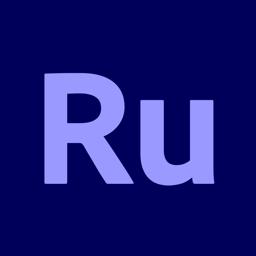 Adobe Premiere Rush for Video app icon