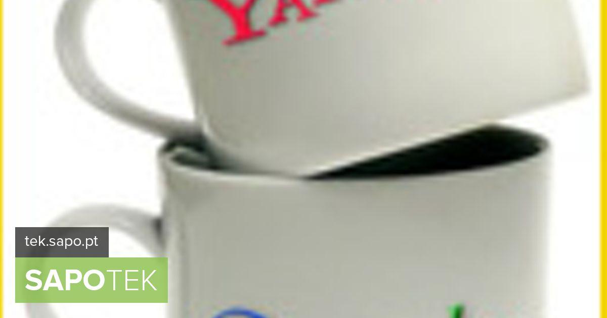 Advertising between Google and Yahoo at risk